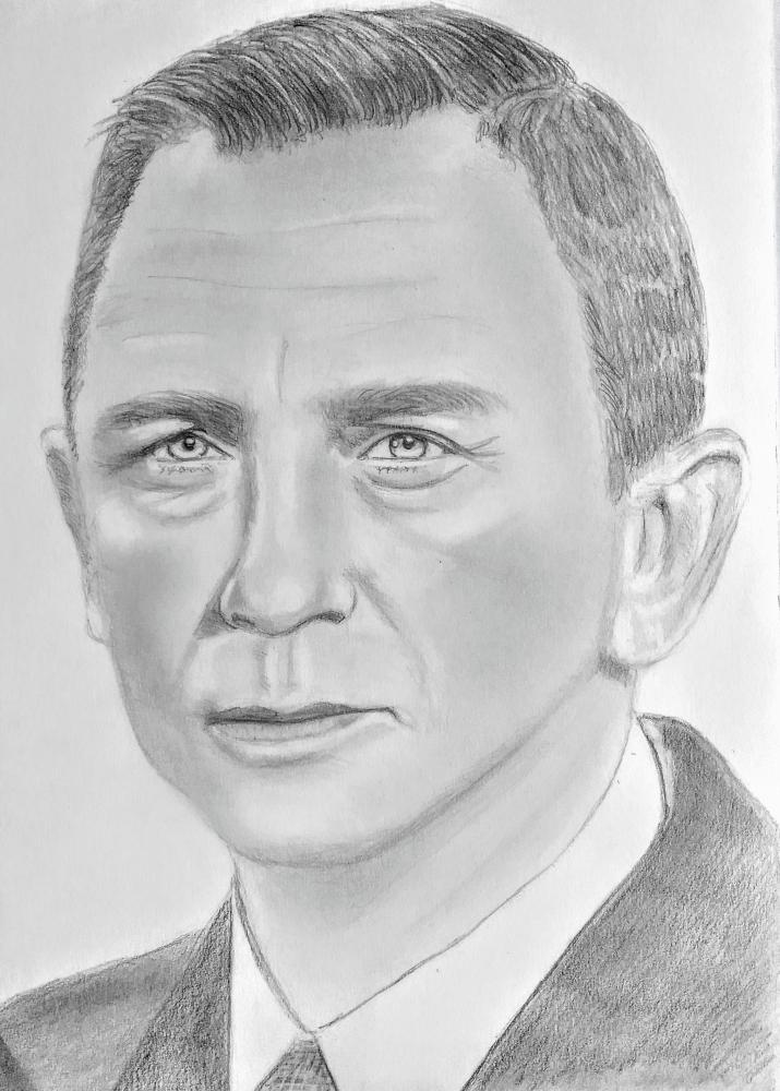 Daniel Craig por paulb